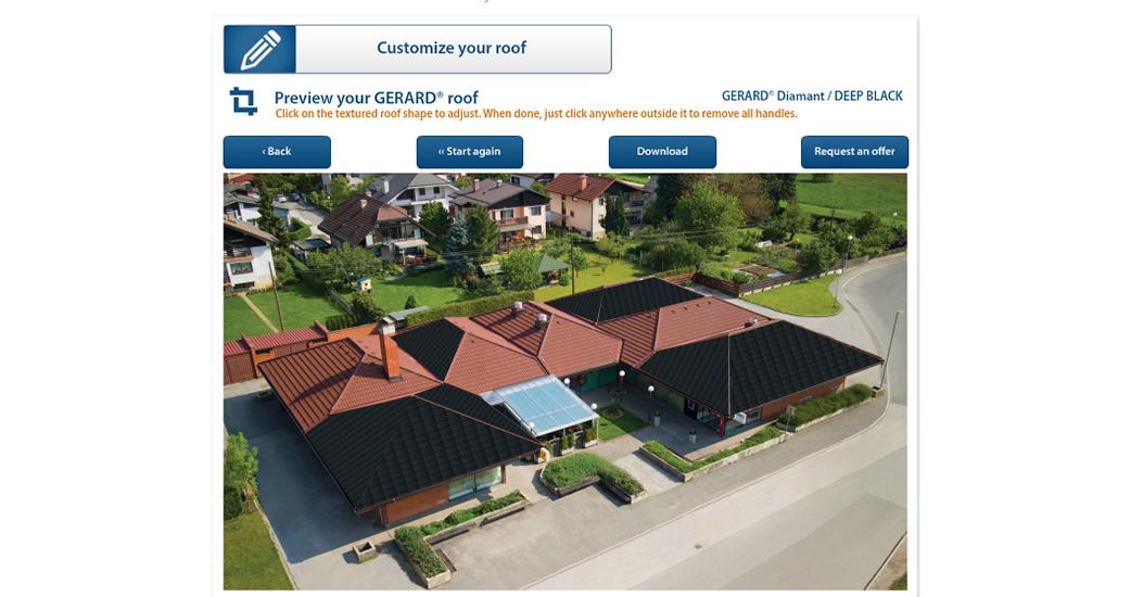 Se hvordan huset ditt vill se ut med GERARD!