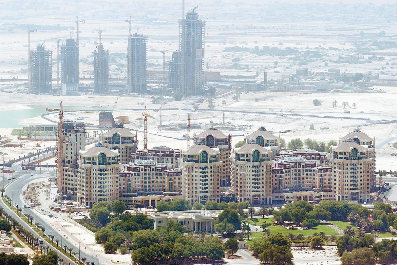 GERARD Senator Solnedgang Al Muroog Rotana Hotel - Dubai