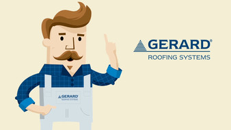 Gerard Roofing Systems – Et tak for morgendagens klima